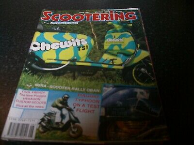 scootering magazine june 1994