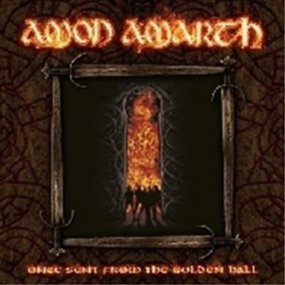 Amon Amarth-Once Sent From The Golden Cd New