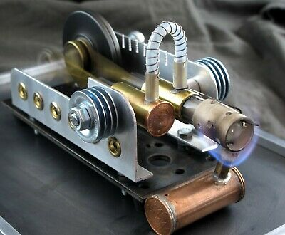 Stirling engine stirlingmotor unique pieces