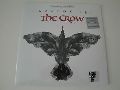 The Crow Brandon Lee Bso Soundtrack   Rsd 2019 Sealed