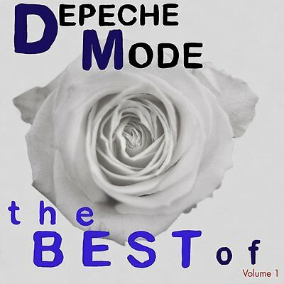 Depeche Mode - The Best Of Depeche Mode: Volume 1 - UK CD album 2006