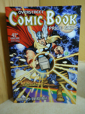 Overstreet Comic Book Price Guide (41st Edition 2011-12)