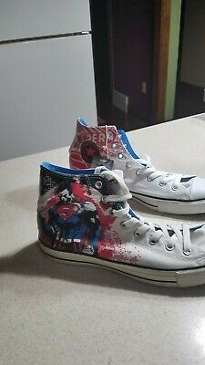 0c0913dc2d65 ... Chuck Taylor All Star 152599C Harley Quinn shoe sneaker.  59.99 Buy It  Now 18d 3h. See Details. Converse DC Comics Superman Size 10 Brand New with  Tag ...