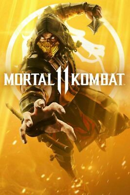 Mortal Kombat 11 - Pc - Italiano Completo Originale - Steam