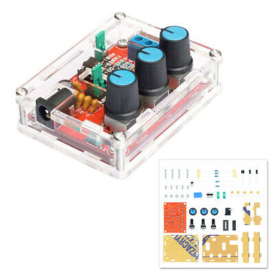 XR2206 Function Signal Generator DIY Kits Sine Triangle Square Wave 1Hz-1MHz