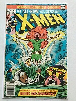 Uncanny X-Men #101 - 1st Appearance of the Phoenix Cyclops Jean Grey Marvel MCU