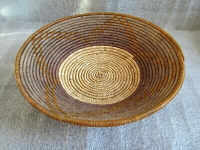 Beautiful Vintage Native American Indian Handmade High Quality Basket