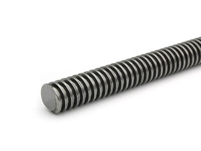 Trapezoidal Threaded Spindle RTS Tr 28 x 5 Right 32,50/M + 0,25 Eur pro Cut)