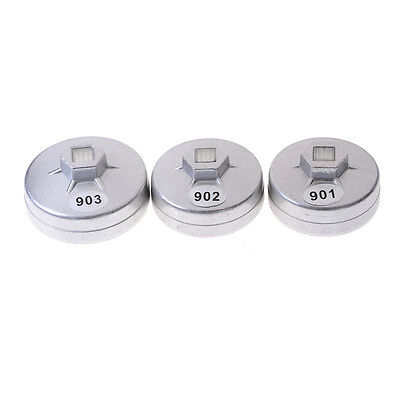 65/67/74mm Cap Oil Filter Wrench Car Socket Remover Tool 14Flutes For  I6W