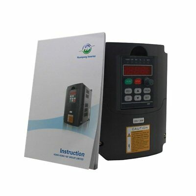 HY Series Variable Frequency Drive VFD Inverter 2.2KW 2HP 220V/110V SPWM 3-Phase
