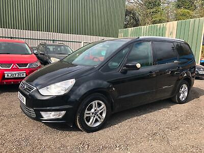 2011 Ford Galaxy Automatic 2.0TDCi ( 140ps ) Zetec 7 seater diesel bargain