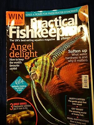 Practical fishkeeping magazine September 2018