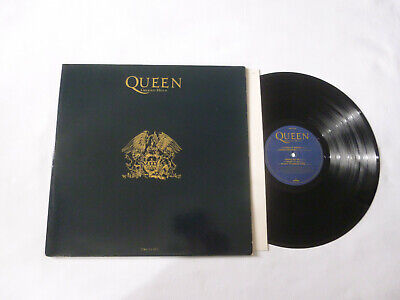 Queen ~ Greatest Hits Ii(2) ~ 1991 Uk 1St Press Classic Rock Double Vinyl Lp