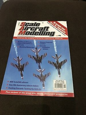 Scale Aircraft Modelling Oct 2006