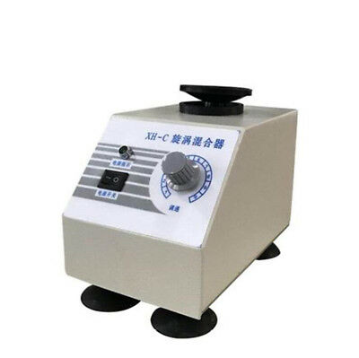 220V 60W Stepless Vortex Mixer Test Tube Shaker Lab Mixer Mixing Machine 2800RPM
