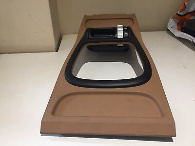 Porsche Cayenne Center Console Trim Surround