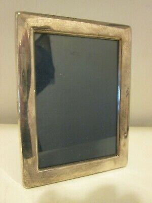 Vintage Hallmarked Solid Silver Picture Frame 12 x 16 cm