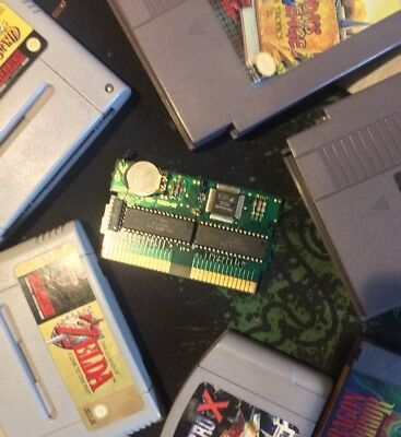 GAMEBOY, NES, SNES, N64 Save Battery Replacement Service