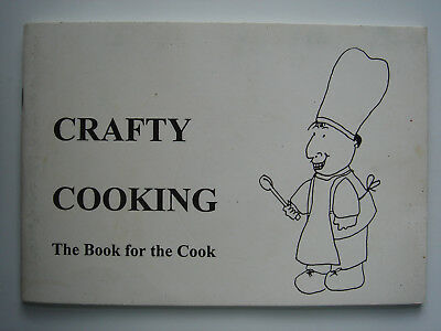 Serena Pinney - Crafty Cooking: the book for the cook, 52 pages #01