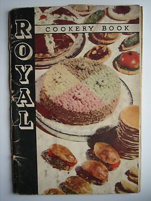 Royal Cookery Book  - 1937, 48 pages #01