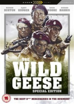 Frank Finlay, Kenneth Griffith-Wild Geese DVD NEW