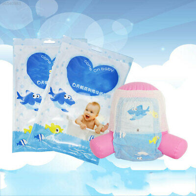 BDC9 Nonwoven Fabric Infant Diapers Nappy Summer Swimming Potty Training