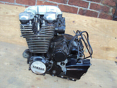 Yamaha Xjr1300 Complete Engine   Xjr P501E