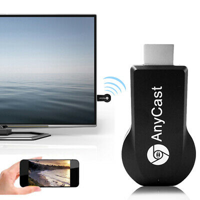 Anycast Dongle Wifi Tv 1080P Airplay Display Dlna Hdmi Receiver Miracast M2