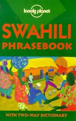 Swahili - Robert Leonard - Lonely Planet - Acceptable - Paperback
