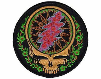 GRATEFUL DEAD Patch Toppa SYF OFFICIAL MERCHANDISE