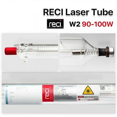 90W Reci W2 Co2 Laser Tube For 6040 9060 1060 Laser Machine