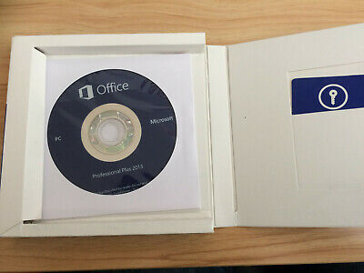 Microsoft® Office 2013 Pro Professional Plus FPP Version Boite👍 32/64bit