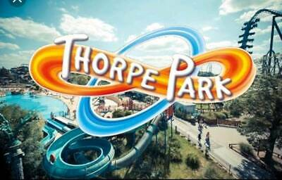 THORPE PARK Discount Tickets 49% OFF! Valid ALL MAY EVERY DAY IS OPEN - SAVE ££!