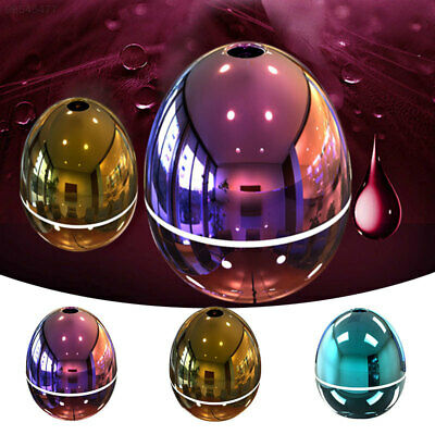 F3CA Egg Shape Aromatherapy Humidifier Essential Oil Car Gifts Aromatherapy