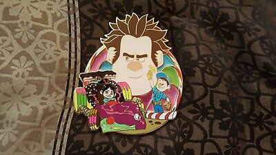 Disney Wreck it Ralph Stained Tales Series LE 50 Pin DSF DSSH Vanellope Candy