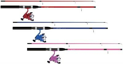 Shakespeare Cosmic Childrens Spinning Reel and Fishing Rod Combo