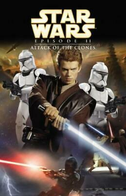 Star Wars Episode II: Attack of the Clones - Henry Gilroy - Good - Paperback