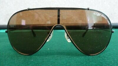 ab0a668a4d Vintage! Bausch   Lomb Wings Sunglasses Excellent Condition Glasses RARE !