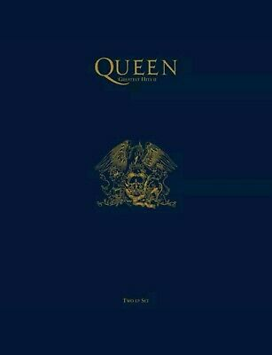 "Queen : Greatest Hits II Vinyl 12"" Album 2 discs (2016) ***NEW***"