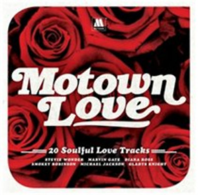 Various Artists-Motown Love CD NEU