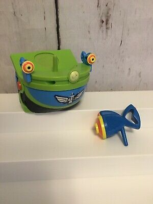 Disney Parks Mr Potato Head Parts Buzz Lightyear Ride Vehicle And Blaster
