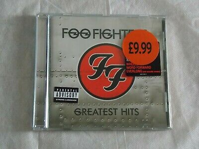 Foo Fighters Greatest Hits Cd [2009] Near Mint Condition