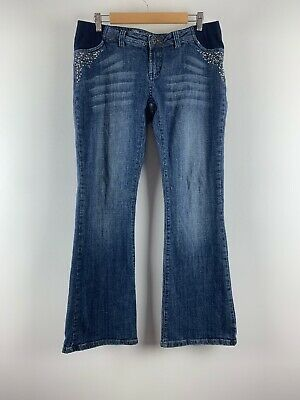 Women's Clothing Ladies Next Maternity Crop Jeans 12r Bnwt Clothing, Shoes & Accessories
