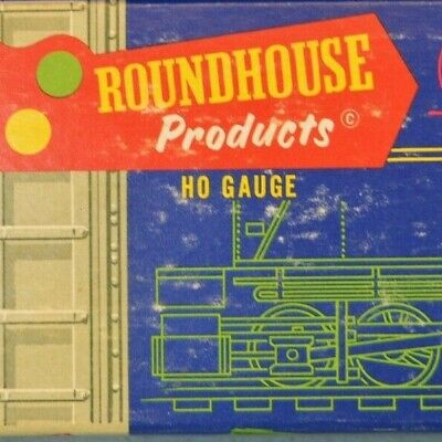 Roundhouse HO Tender Model Kit - Vintage