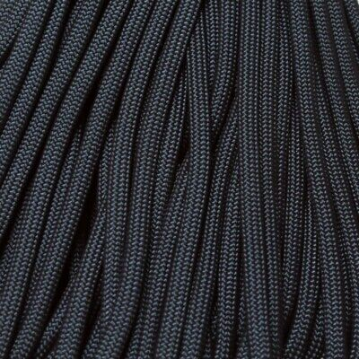 550 Paracord Blue Navy FS 100 ft Made in USA 163-124