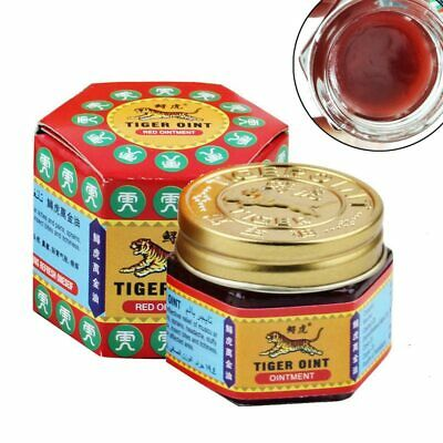 1pc 100% Original Tiger Balm Ointment Insect Bite Strength Pain Muscle