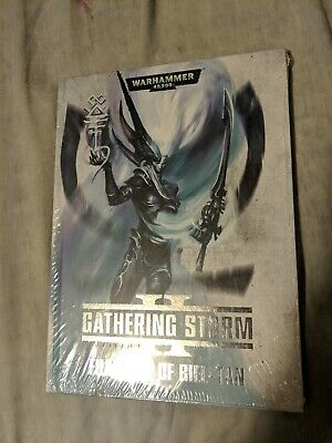 WARHAMMER 40K GATHERING Storm Triumvirate of the Primarch  NO Cypher