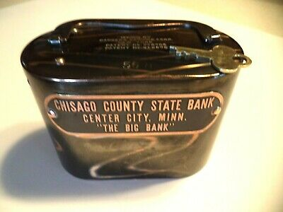 Bankers Service Co. Chisago County State Bank Center City, Minnesota 1 Key #56