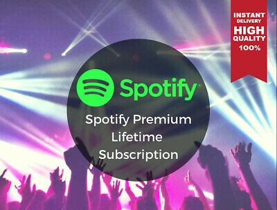 ⭐ Spotify ⭐ Premium LIFETIME ⭐Upgrade Personal Exist or New Account Worldwide 🔥