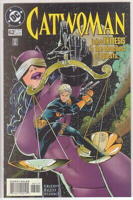 Catwoman comic (vol.2) #62 (1998) - NM